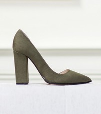 Emerson Fry d'Orsay Heels