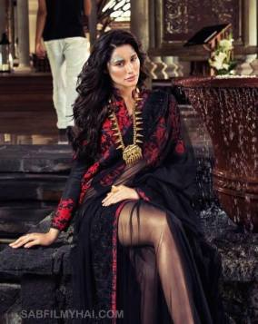 Nargis-Fakhri-Looks-Hot-On-Harper-Bazaar-Bride-January-2015-Photoshoot-284x357